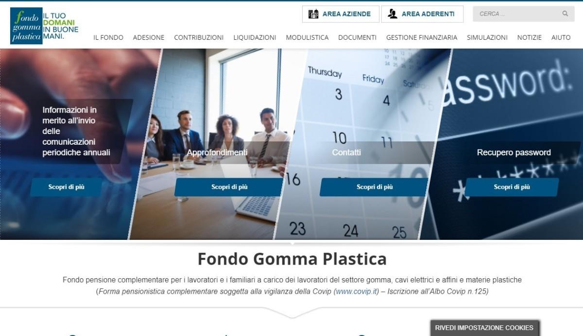 Fondo Gomma Plastica