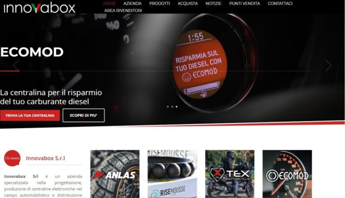 Innovabox web