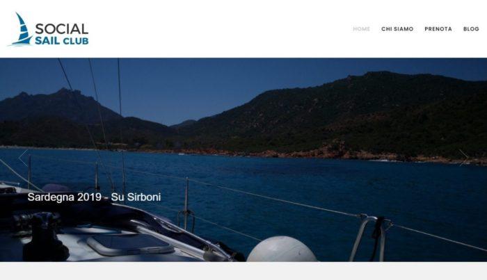 Social Sail Club home